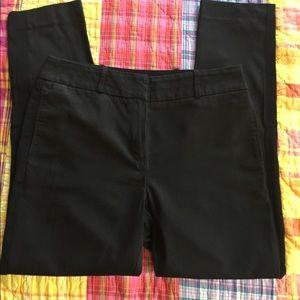 Black Lacoste Trousers EUC